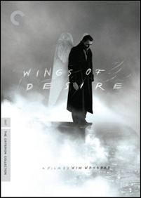 Wings of Desire - poster