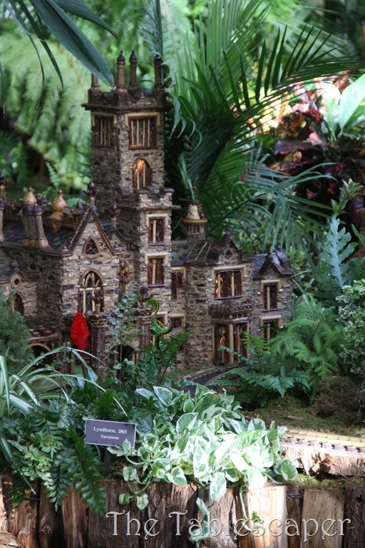 NY Botanical Gardens Train Show08