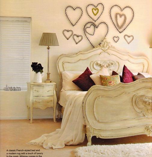Elle Decor Dec 09 - romantic room1