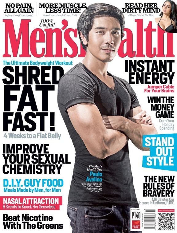 Paulo Avelino mens health