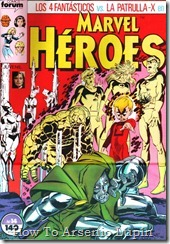P00006 - Marvel Heroes #14