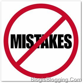 7 Frequent Mistakes On Twitter by Bloggers and Internet Marketers