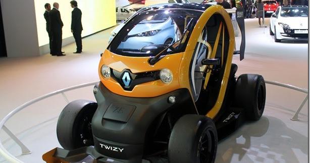 Salão de Buenos Aires - Twizy Renault Sport F1