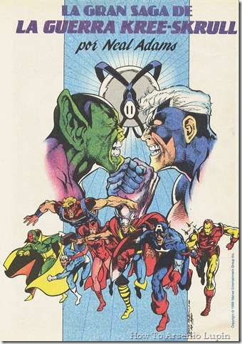 2011-12-26 - Kree-Skrull War (Guerra Kree Skrull)