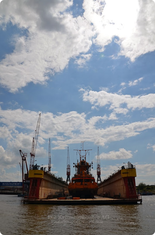 Nordseeliebe - Hafenrundfahrten