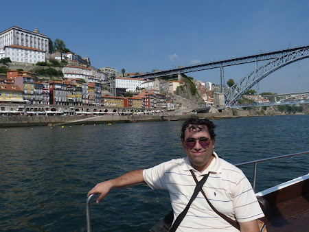 Sights of Porto: Douro cruise