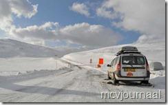 Arctic Roadtrip Erik met Dacia Logan MCV 07