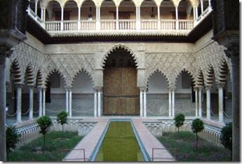 Interior-of-the-Royal-Alcazar-Sevilla