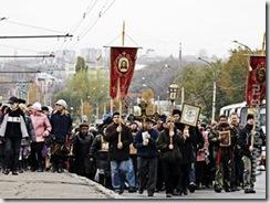 Православный крестный ход
