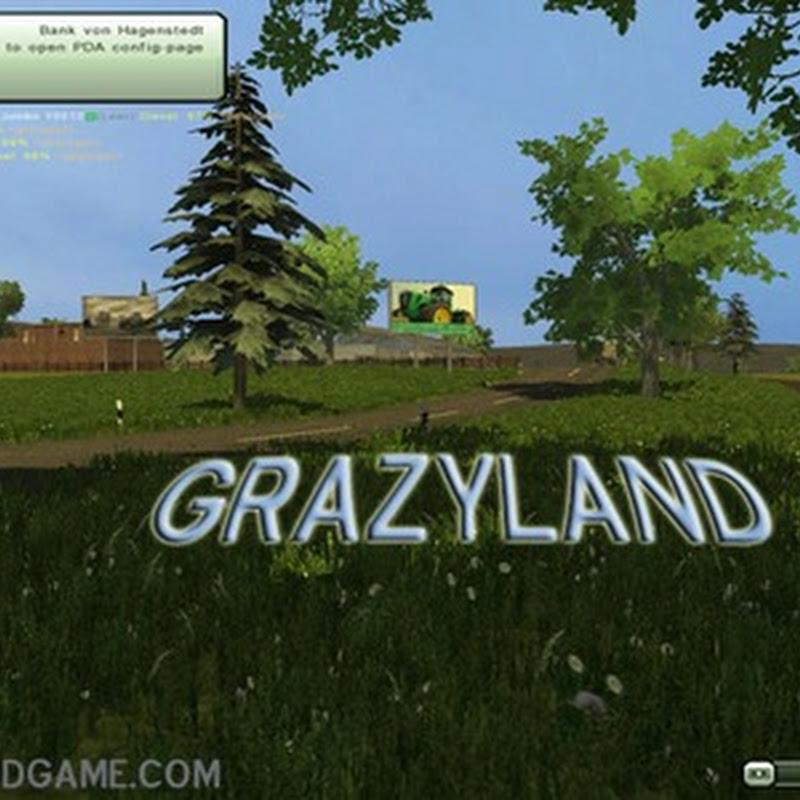Farming simulator 2013 - Grazyland v 1.9 MR