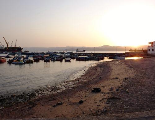 Aqaba, Jordanien