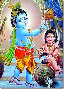 Krishna and Balarama