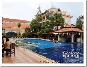 住宿篇 - Somadevi Angkor Hotel & Spa: 地點方便, 住得舒服, 吃的開心