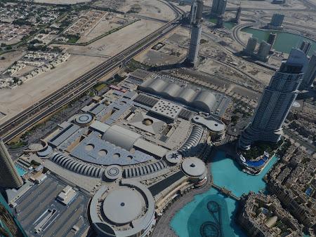 Obiective turistice Dubai: Dubai Mall