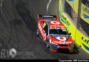 Craig Lowndes, 888 Ford Falcon