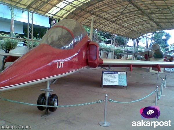 HAL-Museum-Bangalore-Plane-2