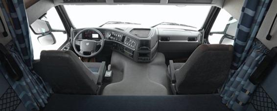 Cabina Globetrotter Volvo FM 410 CV