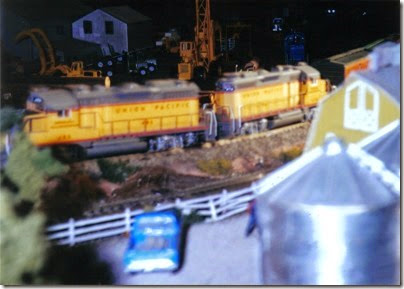 01 LK&R Layout at the Triangle Mall in November 1999
