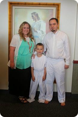 Isaac's Baptism (3)