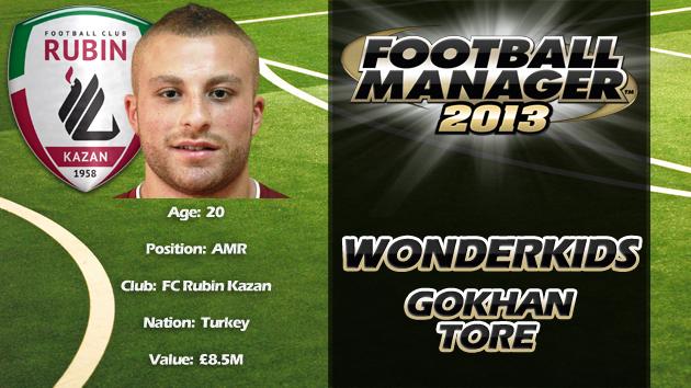 FM13 Wonderkid Review - Gokhan Tore