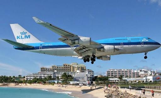 pesawat boeing KLM