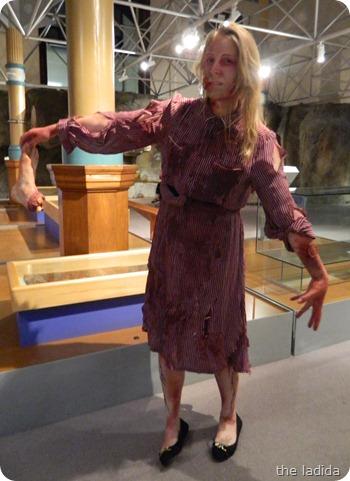 Jurassic Lounge at Australian Museum-  Halloween 2012 (15)