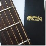 Guitare&Sangle, Martin&Co