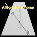 allegro metronome icon