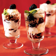 Lemon-Blackberry Parfait