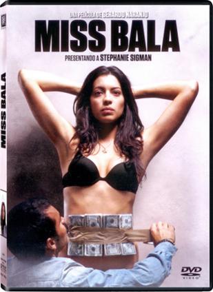 Miss Bala (2011) DVD