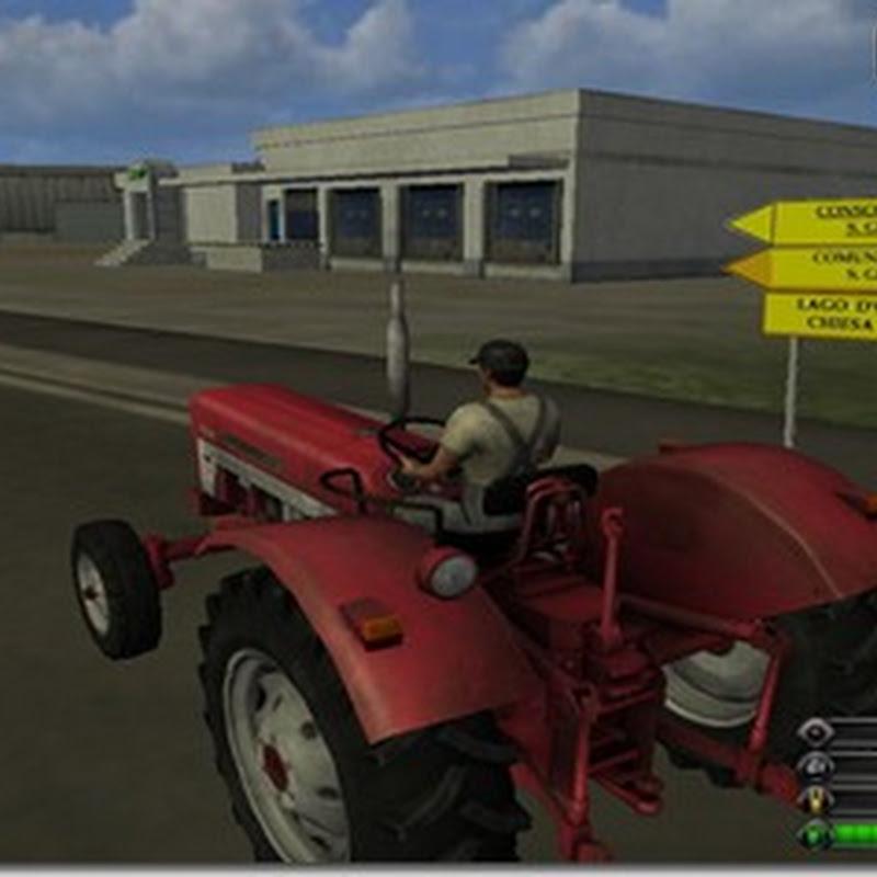 Farming simulator 2011 - Lago d'Orta San Giulio Map (ITA)