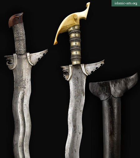 JAVANESE SWORDS (SUNDANG), INDONESIA, 19TH CENTURY