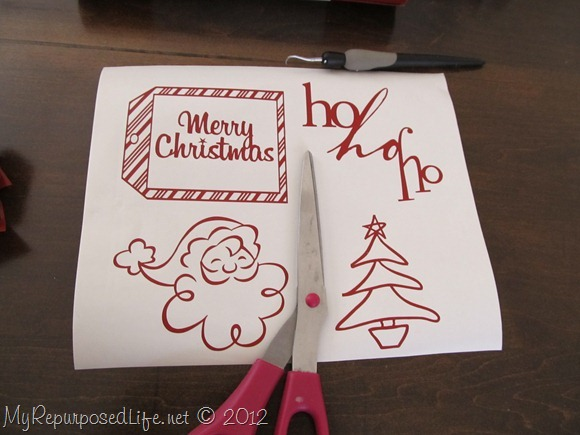 Silhouette Christmas Images