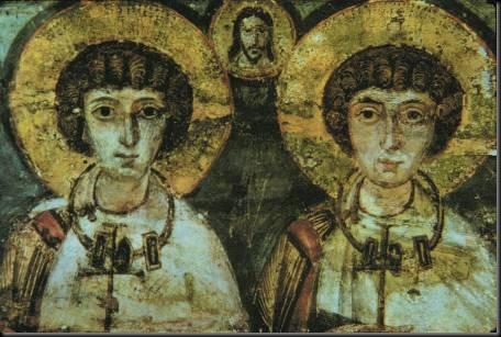 sergiusz i bachus - kijów
