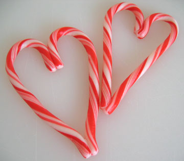 Front square candy cane 037