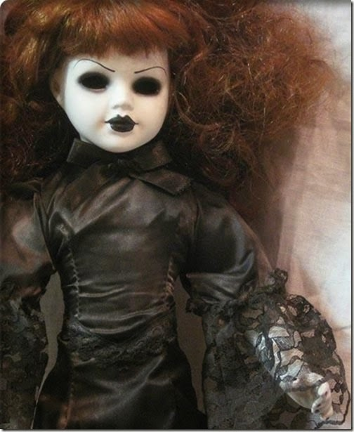 Scary dolls that will give you nightmares 34 photos