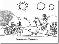 Batalla de Chacabuco 1