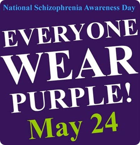 National-Schizophrenia-Awareness-Day