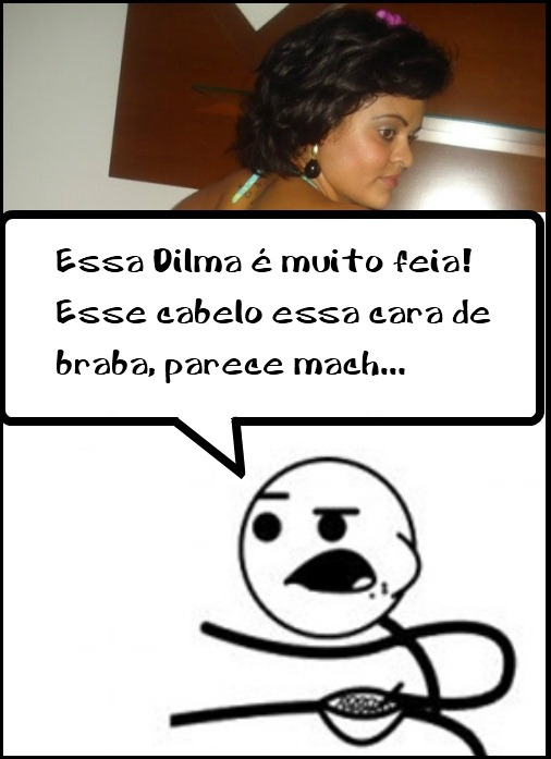 Dilma gostosa