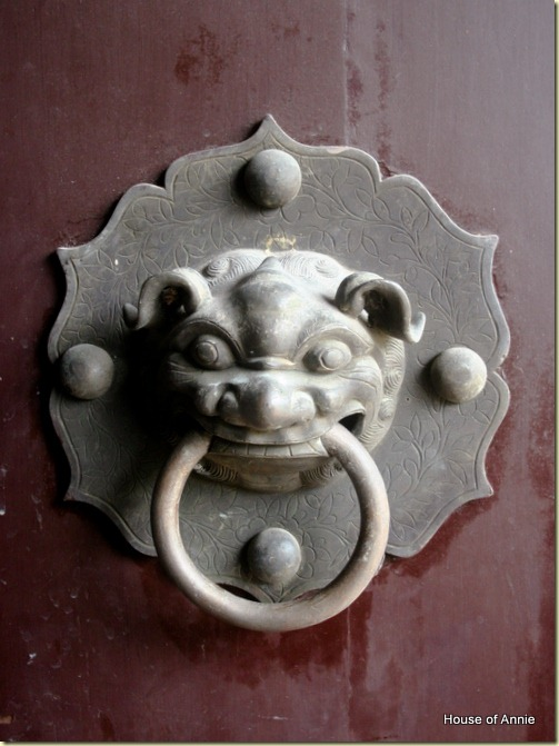 Cheong Fatt Tze knocker