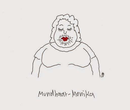 Mundhaar-Monika Graf von Blickensdorf GEMA