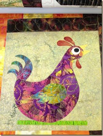 Funky Chicken #10