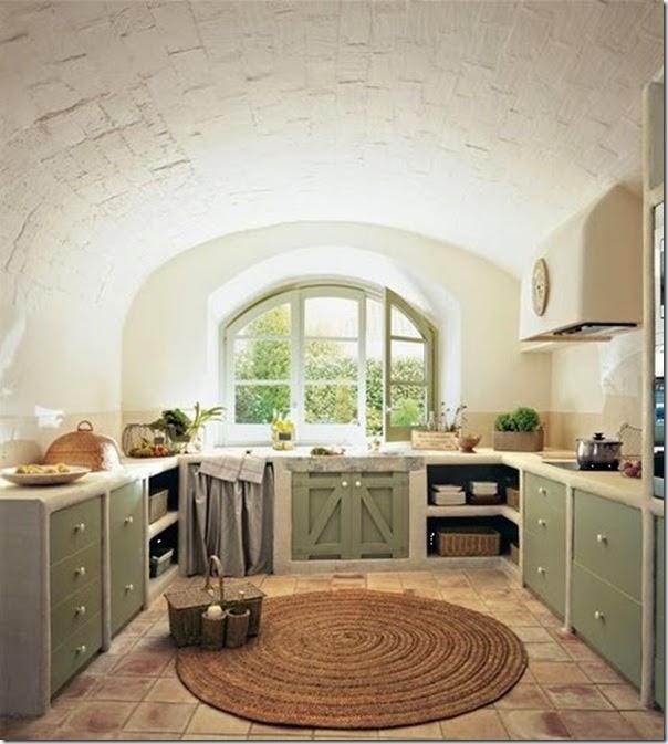 case e interni - casa campagna -  stile country -Spagna (4)
