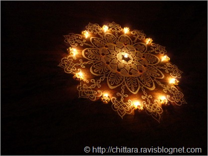 Deepavali_Flower_Rangoli_Lights_1