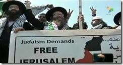 Rabinos apoiam povo palestino.