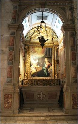 Gloria Ishizaka - Igreja de Sao Roque - altar da anunciação (antiga capela de n.s.do desterro)