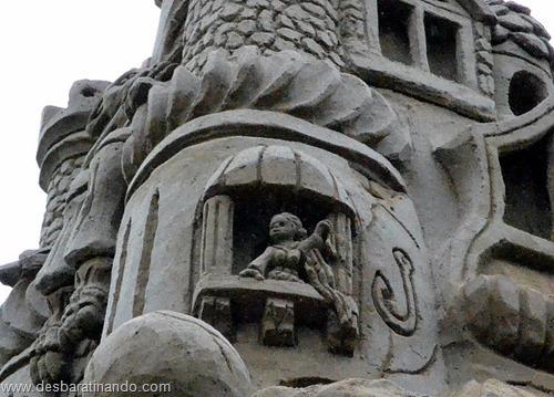 castelo de areia maior do mundo guinnes world book desbaratinando (11)