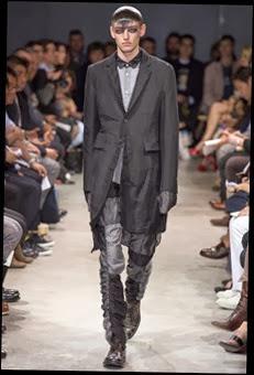 Comme des Garçons Spring 2014 Menswear