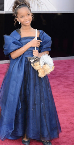 puppy purse oscars 2013