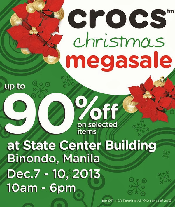 EDnything_Crocs Christmas Megasale 02